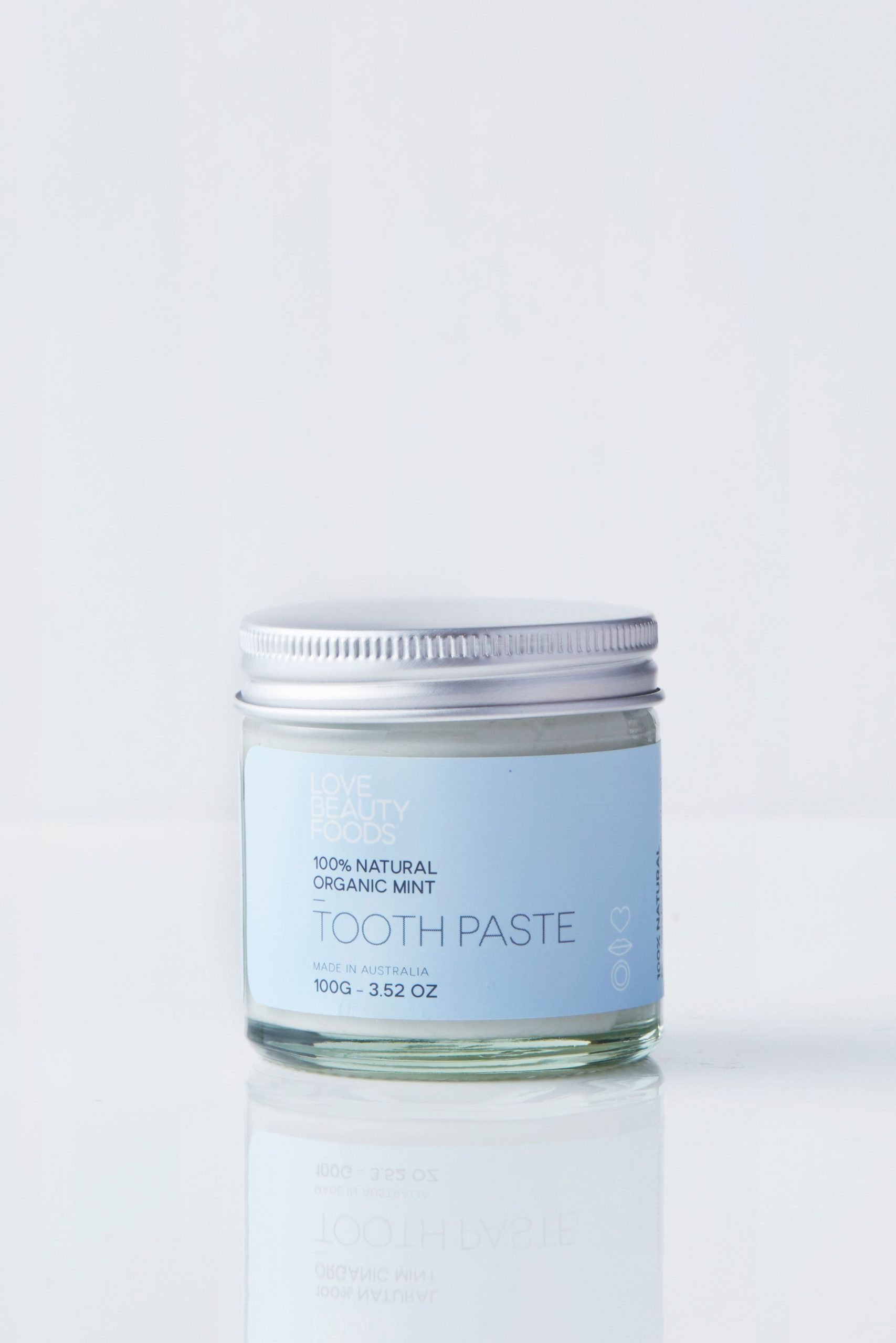 Mint Eco Toothpaste Powder - Blue and Sunny Sustainable Online Store