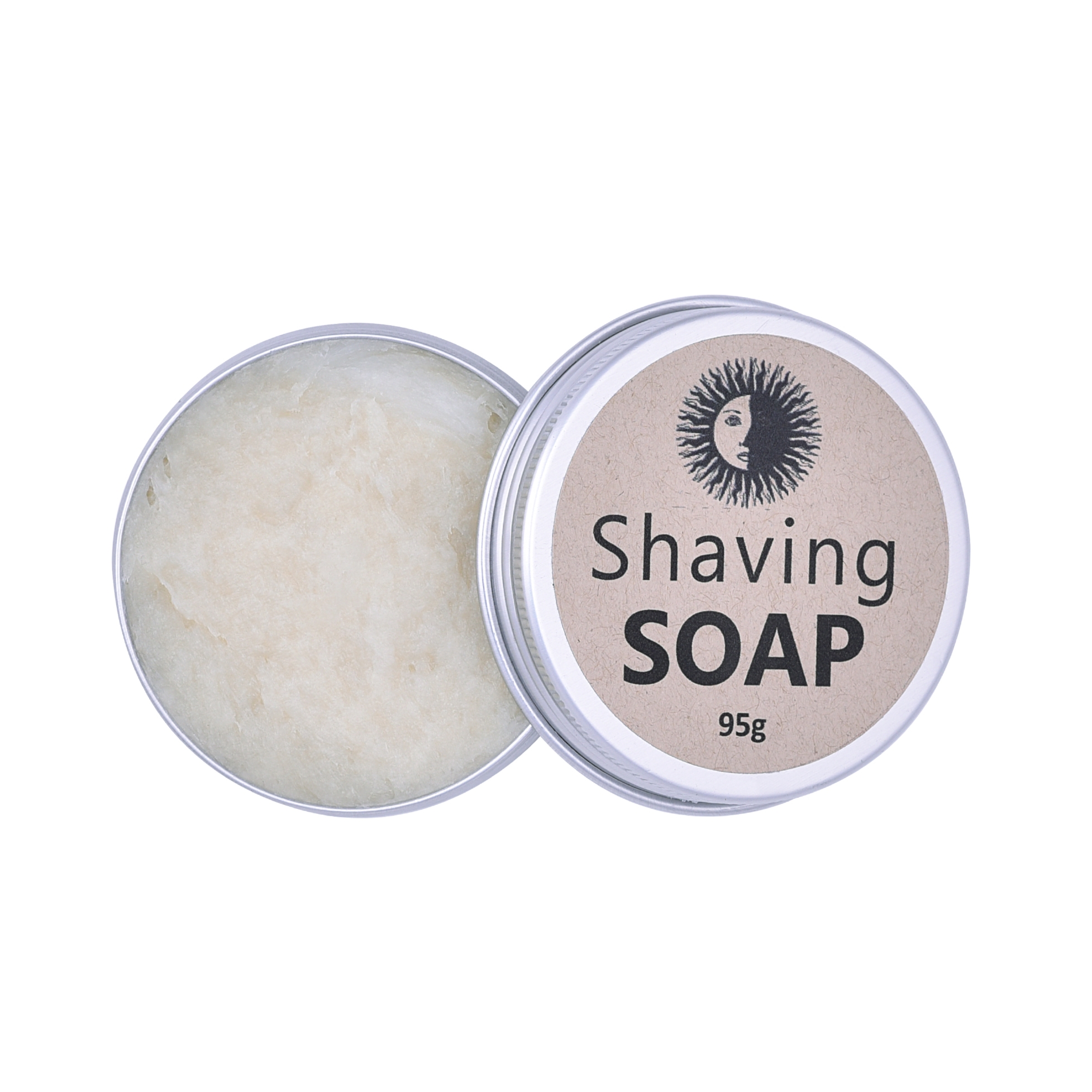 Shaving Soap - Blue and Sunny Sustainable Online Store