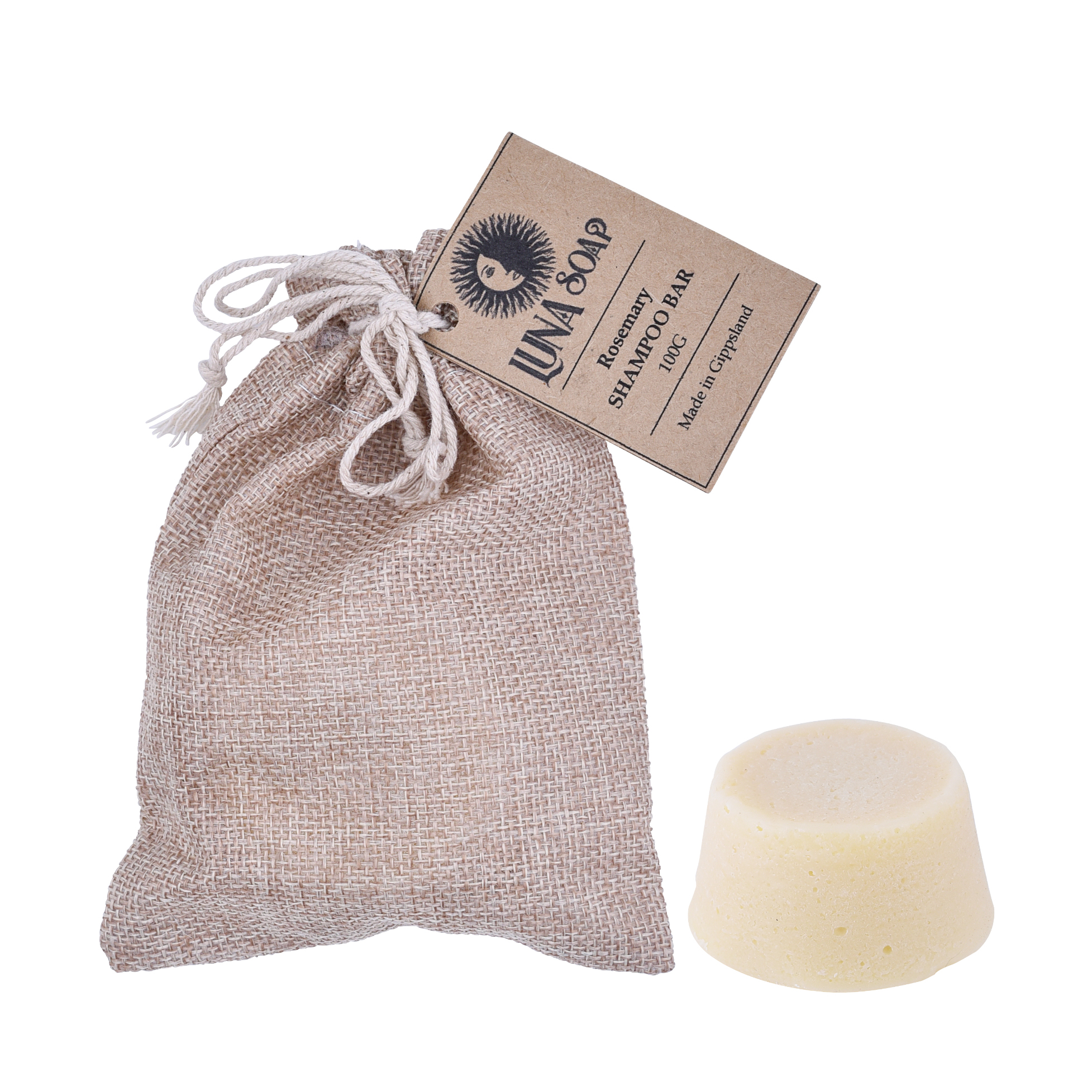 Shampoo Bar - Blue and Sunny Sustainable Online Store