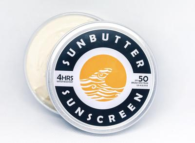 SunButter Sunscreen - Blue and Sunny Sustainable Online Store